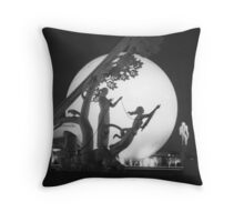 New York World's Fair 1939 - Sundial & Perisphere Throw Pillow