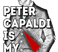 Peter Capaldi  is my Doctor by Alondra
