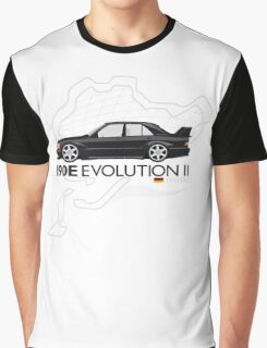 'Nurburg Destroyer' 190E Evolution 2 Graphic T-Shirt