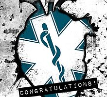 congratulations ems worker by maydaze