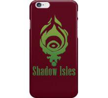 Shadow Isles iPhone Case/Skin