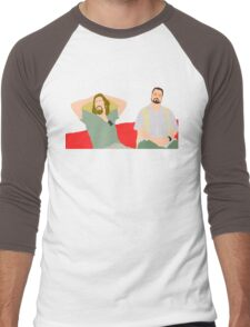 The Big Lebowski - Just Your Opinion Man Men's Baseball ¾ T-Shirt