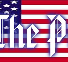 Bumper Sticker 2016 Series: We The People by uniquesparrow