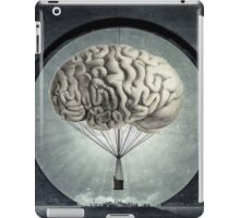 light headed iPad Case/Skin