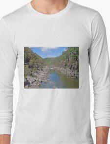 Cataract Gorge, Launceston Long Sleeve T-Shirt