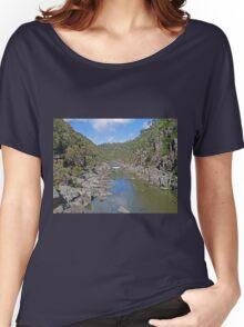 Cataract Gorge, Launceston Women's Relaxed Fit T-Shirt