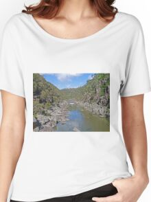 Cataract Gorge, Launceston Women's Relaxed Fit T-Shirt