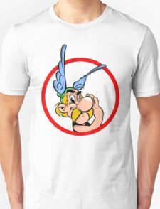 Cool Asterix Unisex T-Shirt