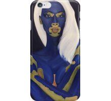 Winnie Harlow as Gaea iPhone Case/Skin