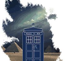 Dr. Who  by SarGraphics