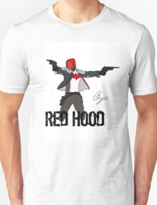 Arkham Knight Red Hood T-Shirt
