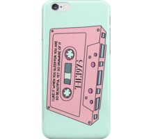 Cassette Tape - The 1975 - ILIWYSFYASBYSUOI iPhone Case/Skin