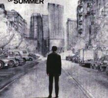 (500) Days of Summer- Lonely Tom Sketch Sticker