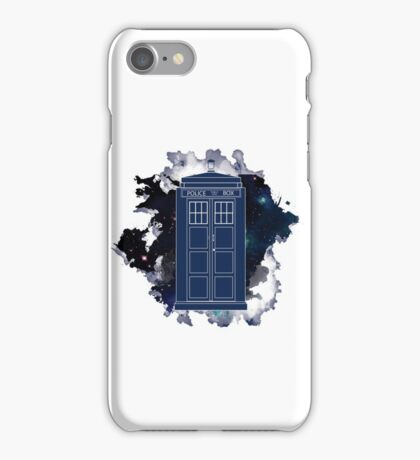Dr. Who - Universe iPhone Case/Skin