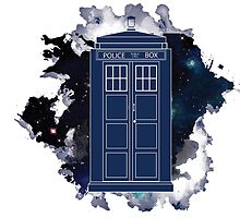 Dr. Who - Universe by SarGraphics