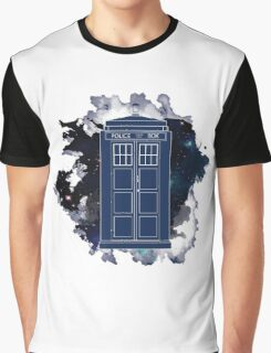 Dr. Who - Universe Graphic T-Shirt