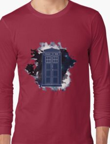 Dr. Who - Universe Long Sleeve T-Shirt