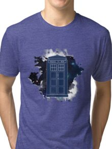 Dr. Who - Universe Tri-blend T-Shirt