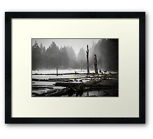 Witchcraft Lake Framed Print