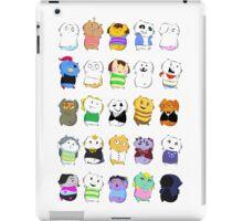 Undertale - Underkitties iPad Case/Skin