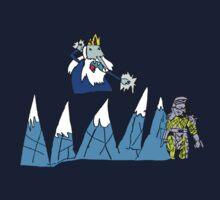 Ice King Vs Predator Kids Clothes