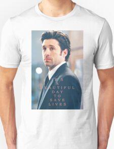Derek Shephard Unisex T-Shirt