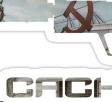 Usp-S Cache Edition. Sticker