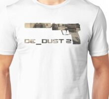 Usp-S Dust 2 Edition. Unisex T-Shirt