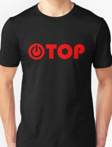 red power top Unisex T-Shirt