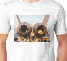 F-18 Hornet Afterburners Unisex T-Shirt