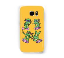 Hovering Turtles! Samsung Galaxy Case/Skin