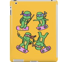 Hovering Turtles! iPad Case/Skin