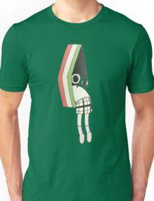 Helvetica Bold Unisex T-Shirt