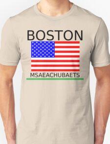 BOSTON, MSAEACHUBAETS T-Shirt