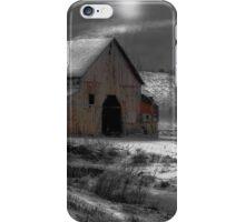 Winters Eve iPhone Case/Skin