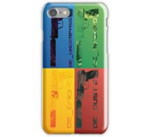 Usp-S 4 Map Pop Art Edition iPhone Case/Skin
