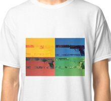 Usp-S 4 Map Pop Art Edition Classic T-Shirt