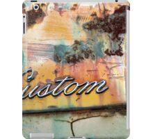 Custom iPad Case/Skin