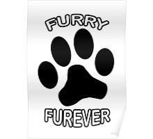 Furry Furever Poster