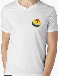 Luxo Ball Mens V-Neck T-Shirt