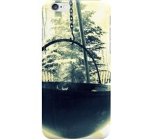 Outdoor relaxation  iPhone Case/Skin
