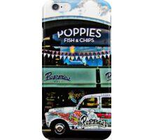 Camden Town London Taxi iPhone Case/Skin