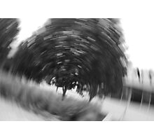 Spinning Reality Photographic Print