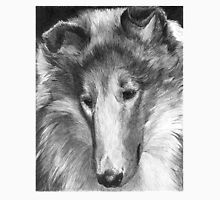 Sable Rough Collie Unisex T-Shirt