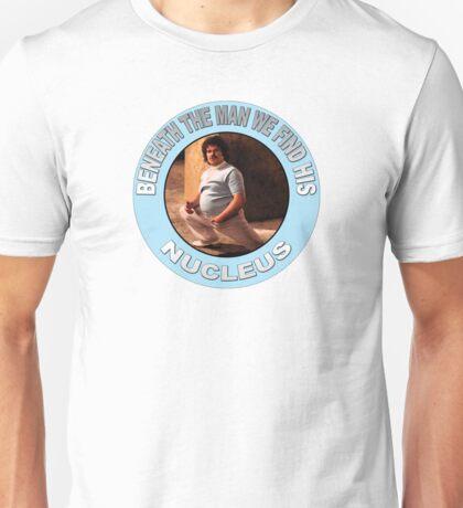 NUCLEUS BENEATH THE CLOTHES Unisex T-Shirt