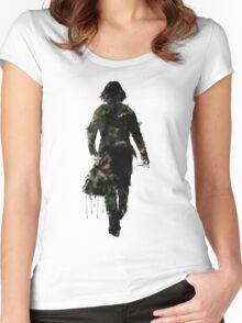 "Harry Potter // Professor Snape - ""Always"" Women's Fitted Scoop T-Shirt"