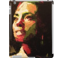 The girl from Brazil iPad Case/Skin