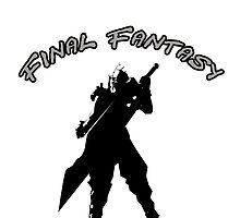 Cloud's Final Fantasy by Severedscissors