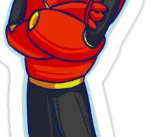 Megaman II - Quickman Sticker Sticker