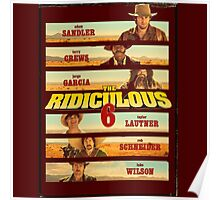 The ridiculous 6 cast Poster